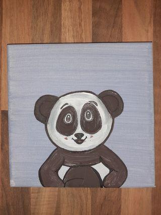 Cute fun Animal paintings for nursery