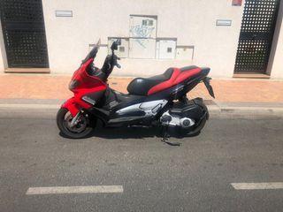 GILERA NEXUS 250cc