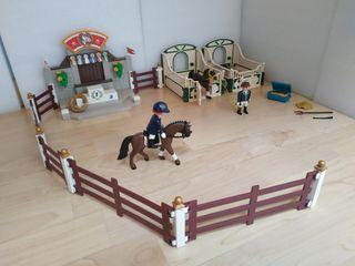 Hípica Playmobil