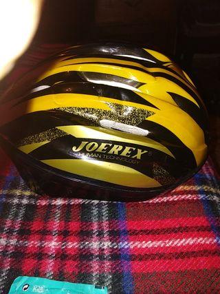 casco bici homologado JOEREX