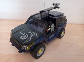 Pickup Spy Team Playmobil