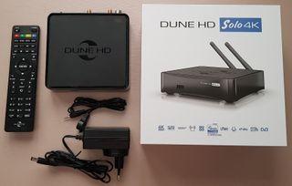 Dune SOLO 4K Reproductor Multimedia