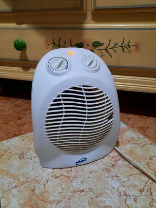 calefactor termoventilador