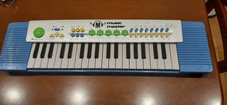 Órgano electrónico Music Master 10€