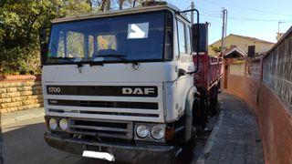 DAF FA 1700 DNT 1991