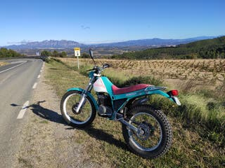 Montesa Evasion / Cota 310 trail