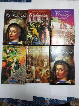 Cinco Obras Inmortales de la Literatura Universal