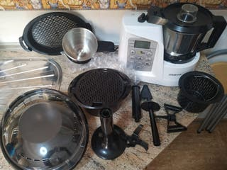 robot de cocina master mix