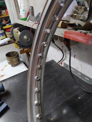 llanta aluminio akront 18 1.6 36 t