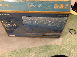 Tv Samsung curve