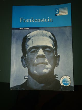 frankeistein de mary shelley (en ingles)