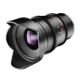Samyang MF 20mm T1.9 VDSLR Canon EF