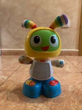 Robot Fisher Price