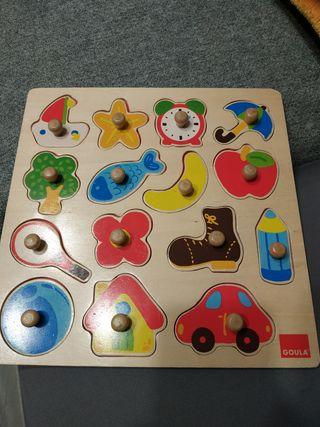 Juego de estimulación para bebés, niños / niñas