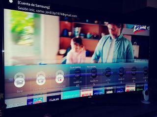 televisor Samsung curvo UE55KS9000