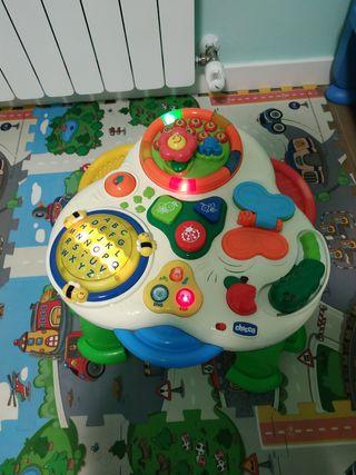 Mesa de actividades bebé / niño / niña Chicco