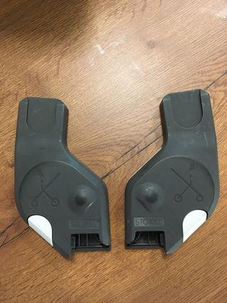 Adaptador multi de sillas de auto para STOKKE