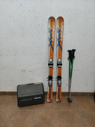 Kit esqui para niños