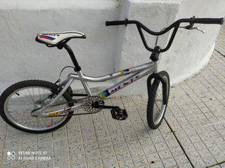 bicicleta de bmx, Está nueva.