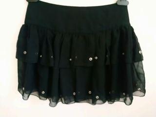 Falda skirt estilo gótico