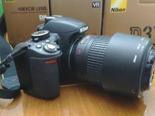 cámara de fotos Nikon D3100 k(it)