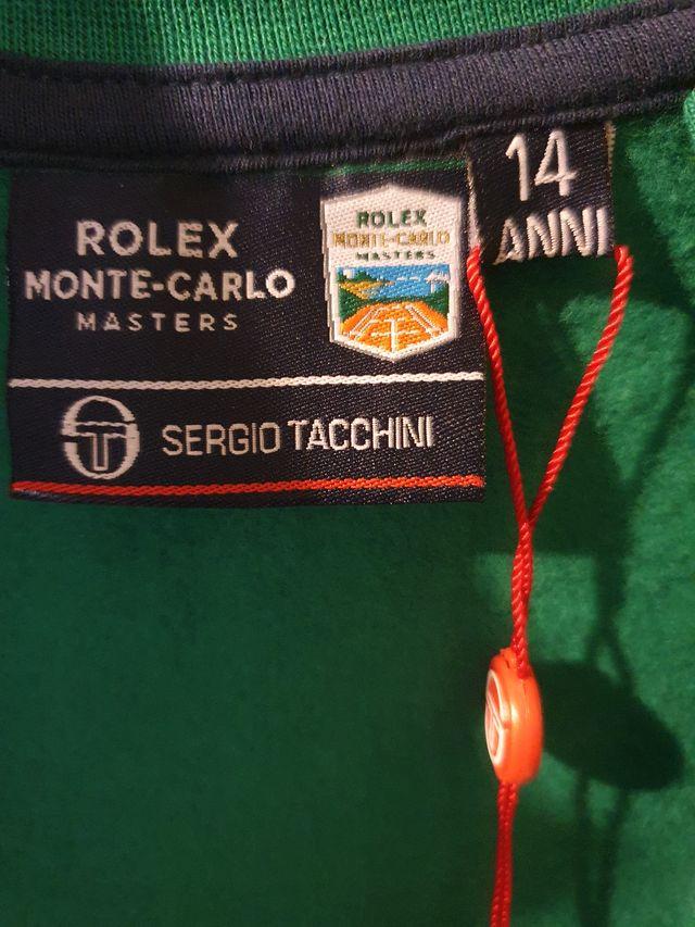 Sudadera Sergio Tacchini, sin estrenar, t.14a.