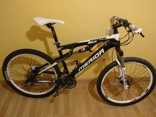 """bicicleta mtb Merida 26"""""""