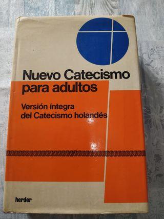 nuevo catecismo para adultos