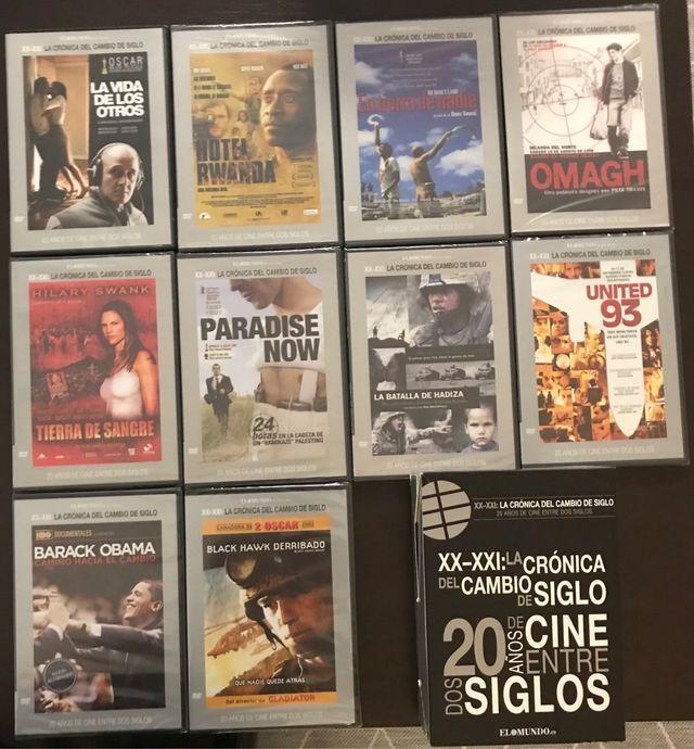 10 dvd películas