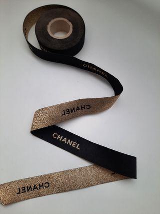 Cinta decorativa Chanel original.
