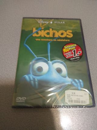 Bichos Pixar DVD Nuevo
