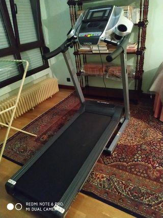 maquina andar y correr peso hasta 130kg