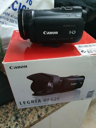 Videocámara profesional hándicap Canon