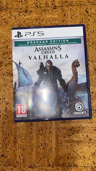 Juego Assassin's Creed Valhalla