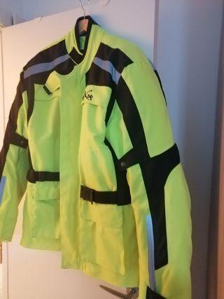chaqueta de moto nueva xl