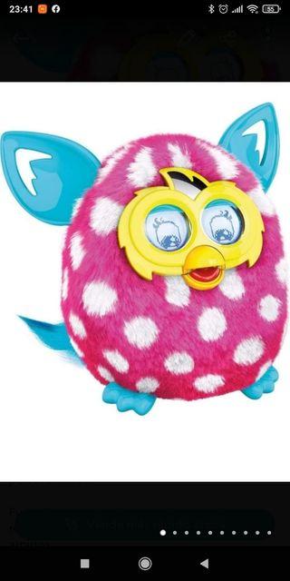 Furby Boom Pink Polka Dots Nuevo a estrenar.