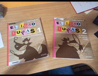 El Lobo Lupas 1 y 2 Lecturas Primaria