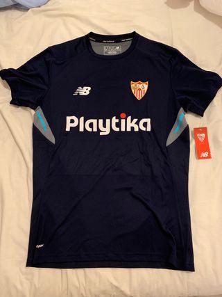 Camiseta Sevilla FC talla M nueva