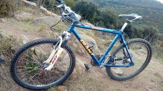 bicicleta mtb carbono giant cadex clasica