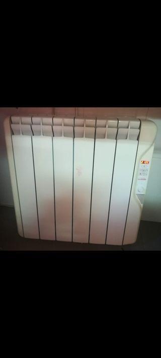 calefactor de luz