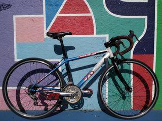 Bicicleta de carretera junior