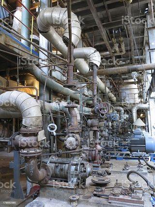 Reparación y mantenimiento industrial