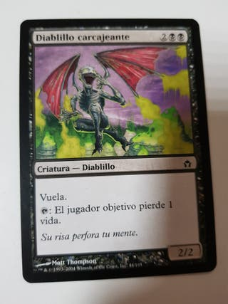 COLECCION 1 CARTAS MAGIC THE GATHERING. DECKMASTER