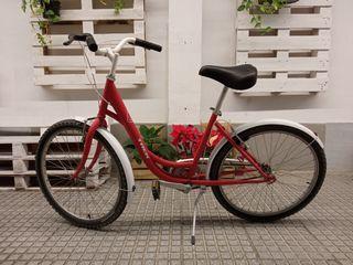 "Bicicleta Paseo 24"""