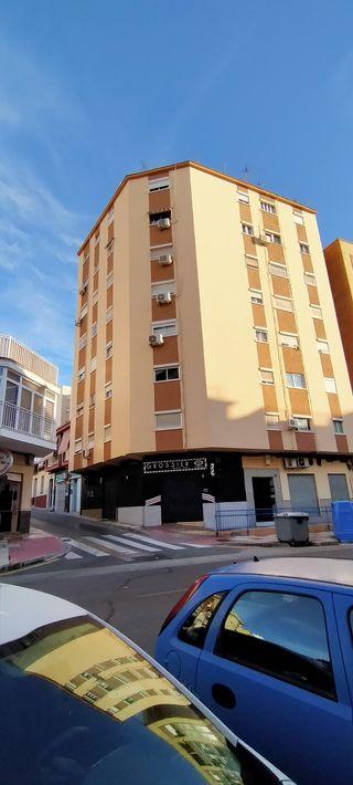 Alquiler de Piso 2h Martínez de la Rosa - Málaga