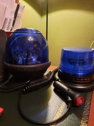 rotativos azul iman colección