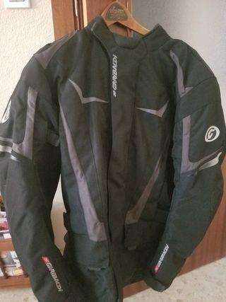 chaqueta moto Garibaldi talla L hombre