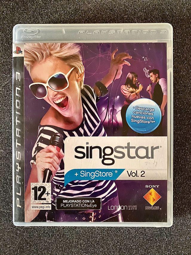 Singstar Playstation 3 Volumen 2
