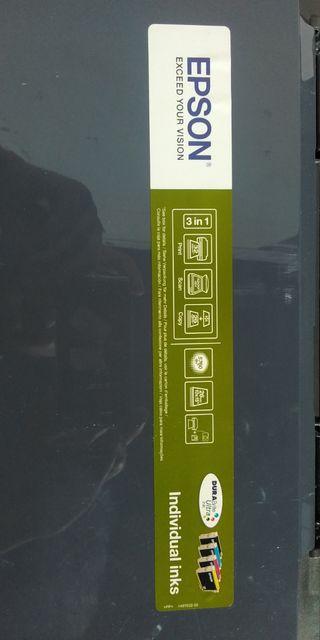Impresora Epson stylus DX7400