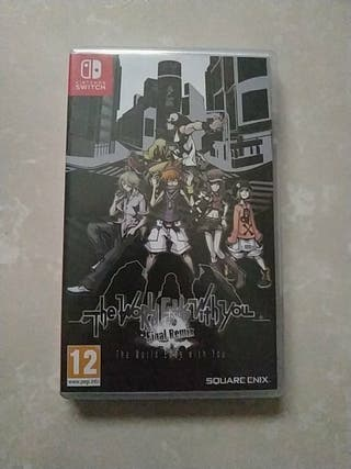 The world ends with you - Nintendo Switch
